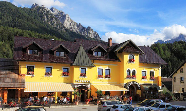 Hotel Kotnik Is A Family Run With Long 40 Year Tradition It Located In The Center Of Kranjska Gora Know For Its Excellent Restaurant And